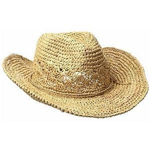 ROXY  👒  raffia straw hat